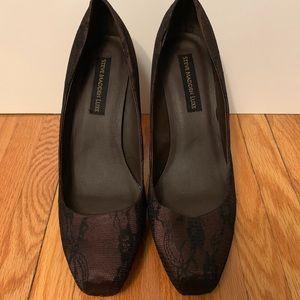 Ballet style heels